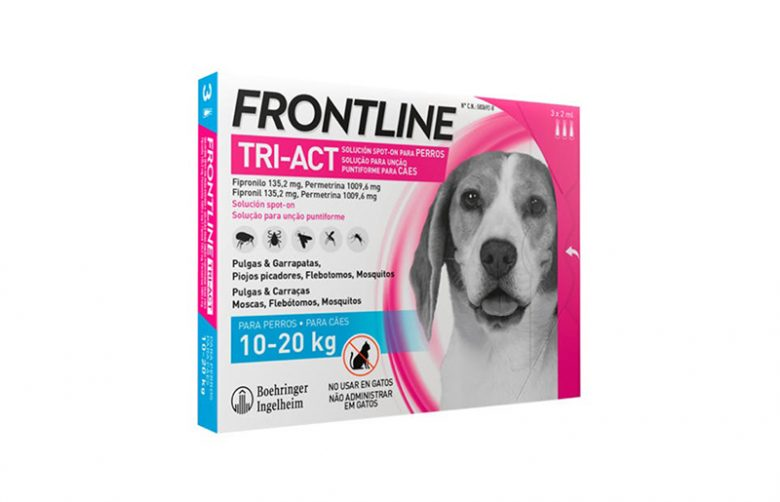7457275 – frontline tri-act caes 10-20kg