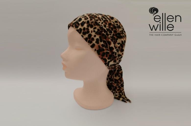 Lenço Misu Leopard